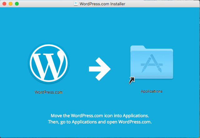 Wordpress.com Installer