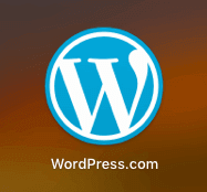 WordPress Desktop app icon