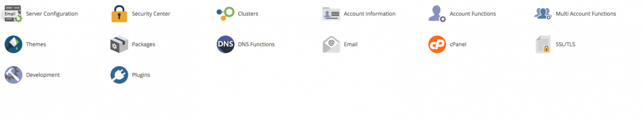 Select Account Information