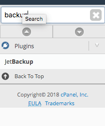 JetBackup