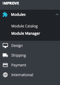 modules manager